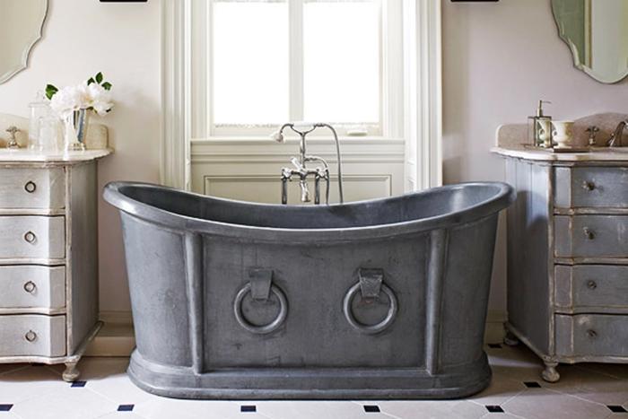 Bagno Vintage Prendere Ispirazione Dal Passato