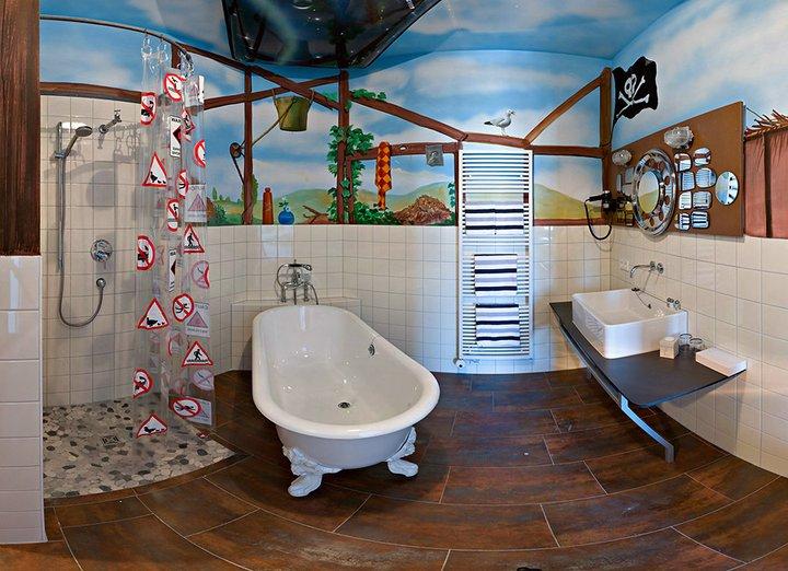 Stoccarda V8 hotel - bagno