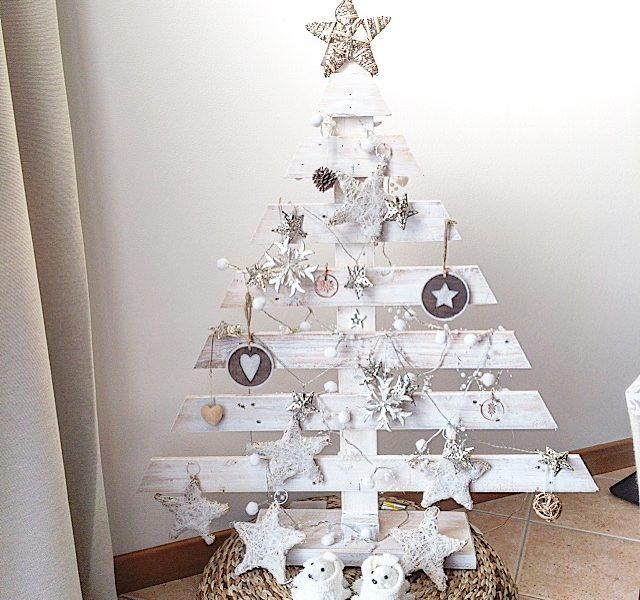Albero di Natale in legno di design