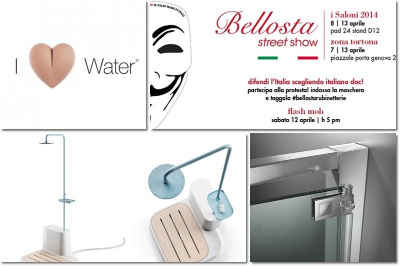 Salone Internazionale del bagno 2014 - preview