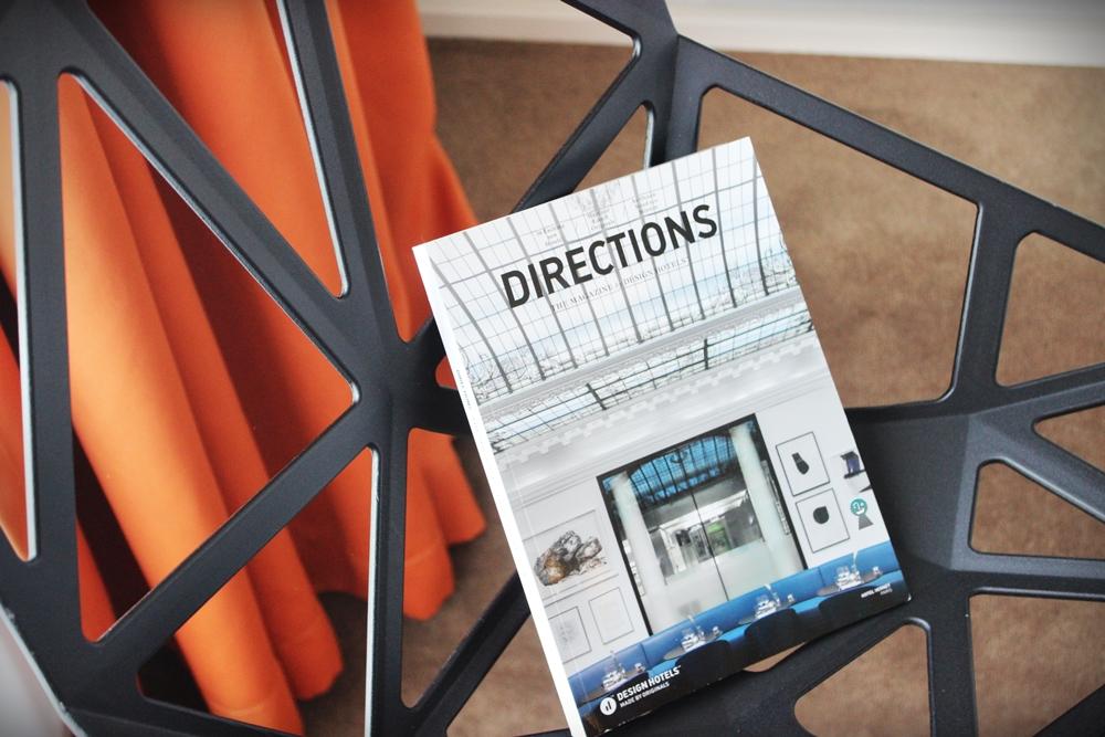 Budapest design Hotel Lanchid 19 - details