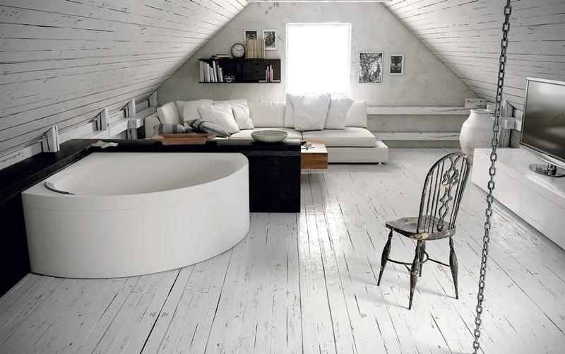 Vasca Da Bagno Angolare Novellini : Perché scegliere una vasca da bagno ergonomica