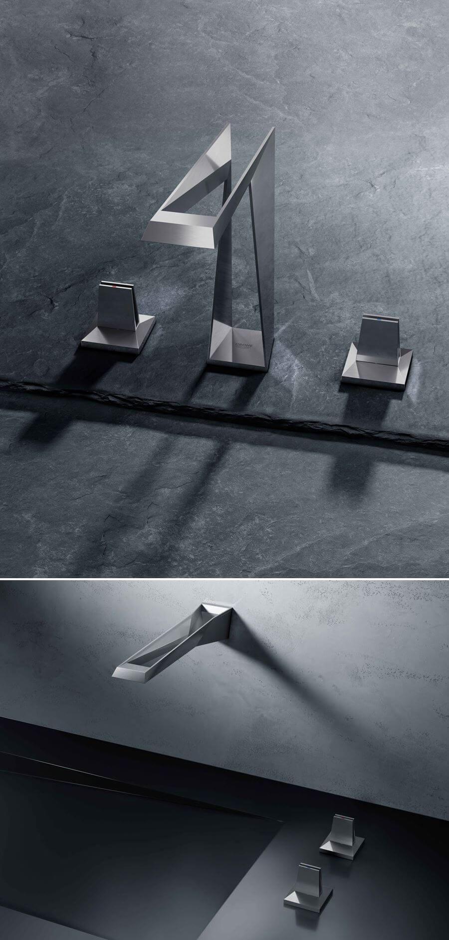 Allure Brilliant Icon 3D Grohe rubinetto stampa 3D