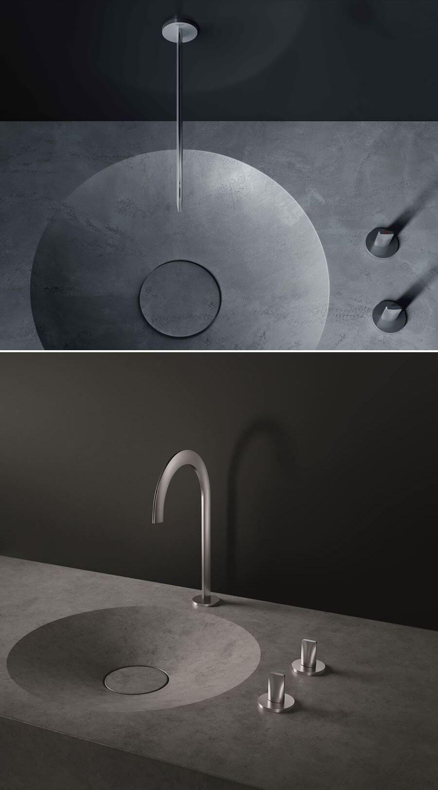 Atrio Icon 3D Grohe rubinetto stampa 3D