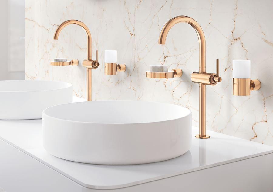Grohe Atrio Warm Sunset lucido