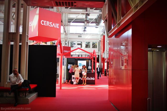 Cersaie 2014 Centro Servizi