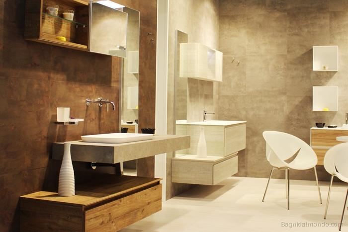 Mobile da bagno di design - Cersaie 2014