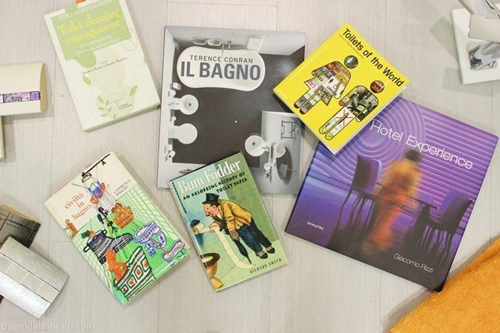 Libri sul bagno - pubblicazioni su arredo bagno e cultura del bagno