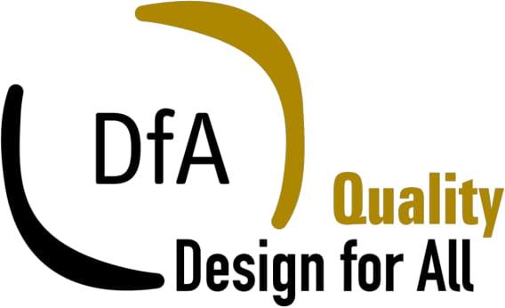 Design For All Quality _ marchio di qualità per design accessibile