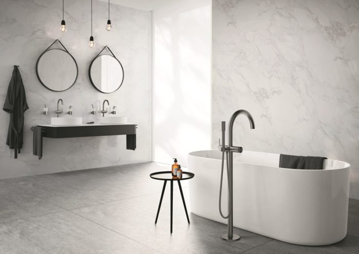 Atrio di grohe un rubinetto di design tecnologicamente perfetto