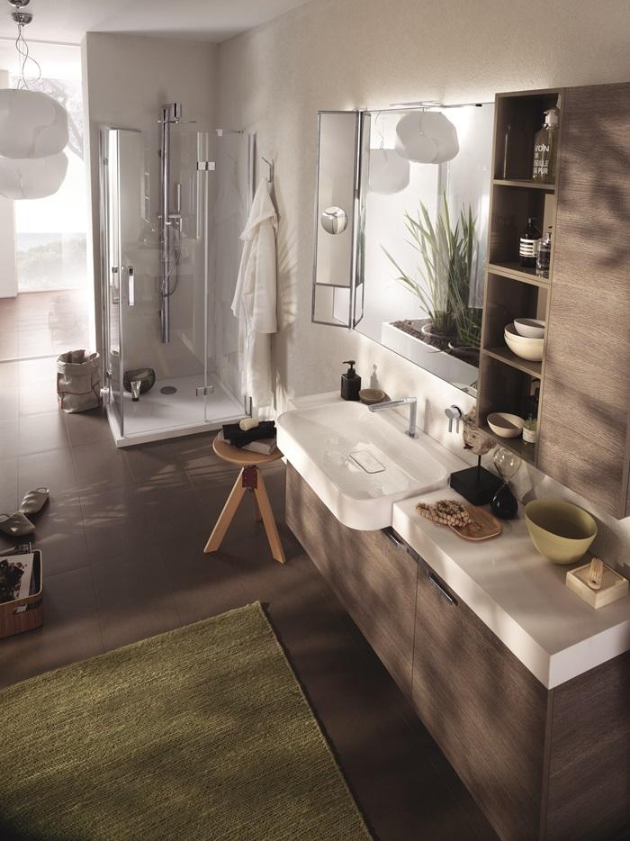 Bathroom collections rivo by scavolini besidebathrooms - Mobili bagno scavolini ...
