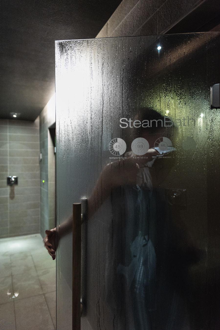 attrezzature spa professionali Starpool bagno di vapore