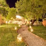 Giardino e ingresso Villa San Giacomo - luxury hotel Positano - Italy (Amalfi Coast)