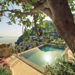 Piscina Villa San Giacomo - luxury hotel Positano - Italy (Amalfi Coast)