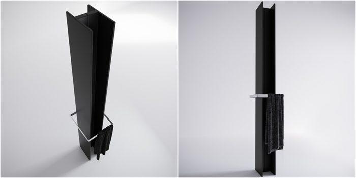 Anticipazioni Salone Bagno 2018 - radiatori design Antrax