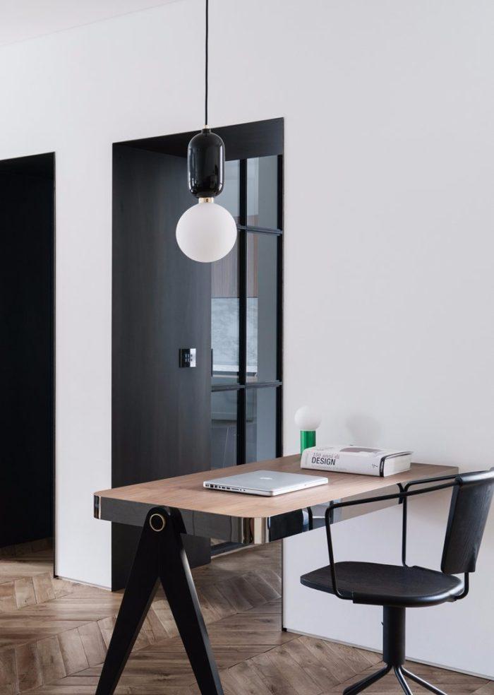 Appartamento Lagrange Torino Design Fabio Fantolino