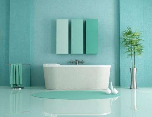Il bagno turchese idee per arredare un bagno color turchese