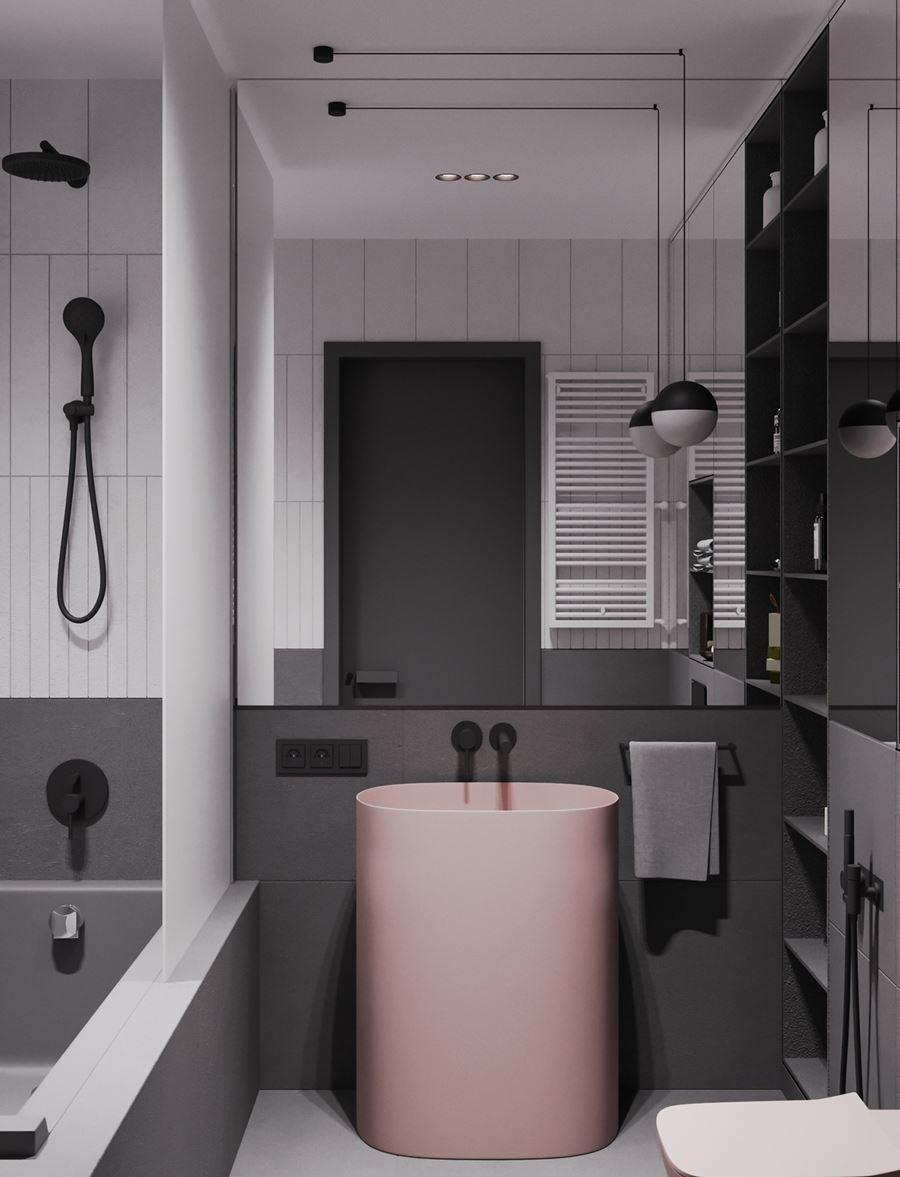 Bathroom Palette 10 Un Bagno Romantico Ma Anche No Besidebathrooms