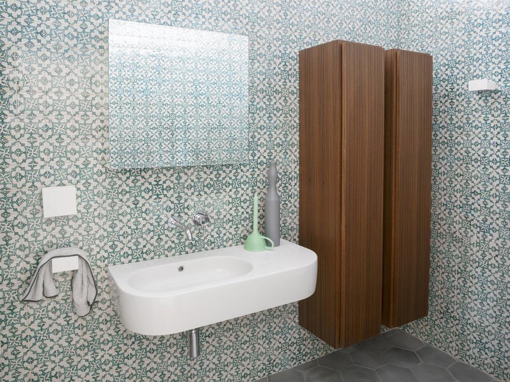 Beyond the Bathroom .1 - Liguria, progetti di interni design Sag80