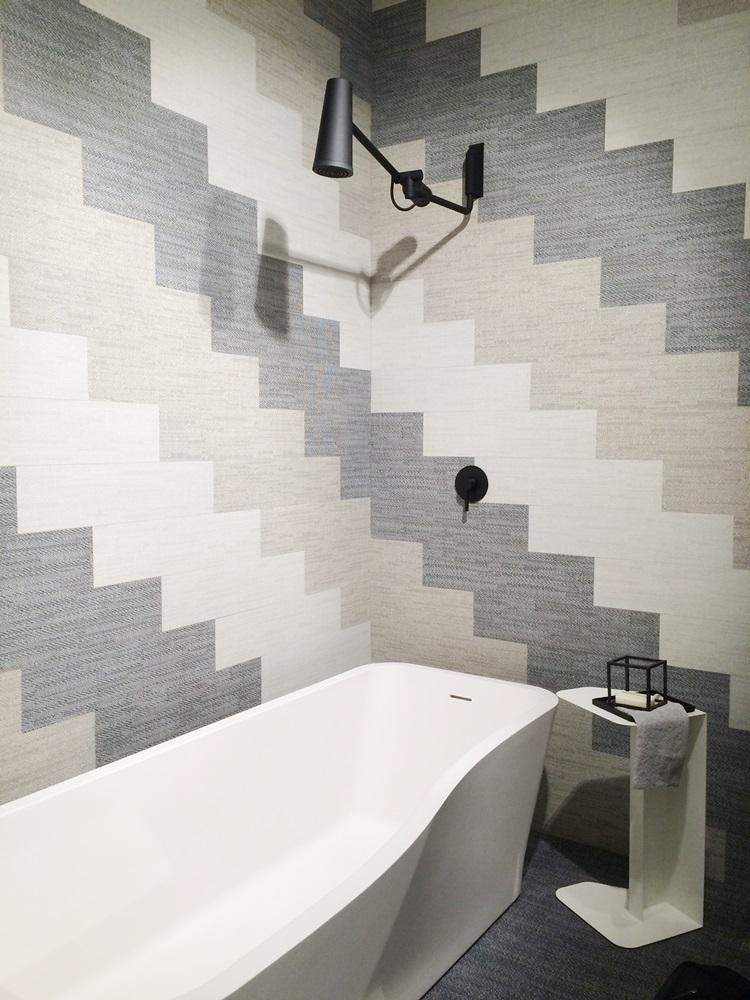 Cersaie 2015 tendenze vasche da bagno - Vasche da bagno eleganti ...
