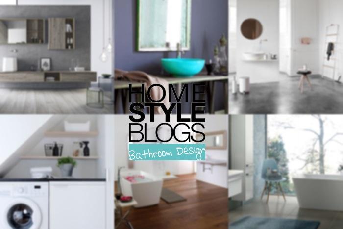 Home Style Blogs bathroom edition