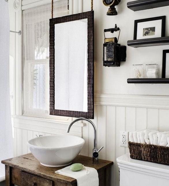 specchio del bagno - idee per arredare