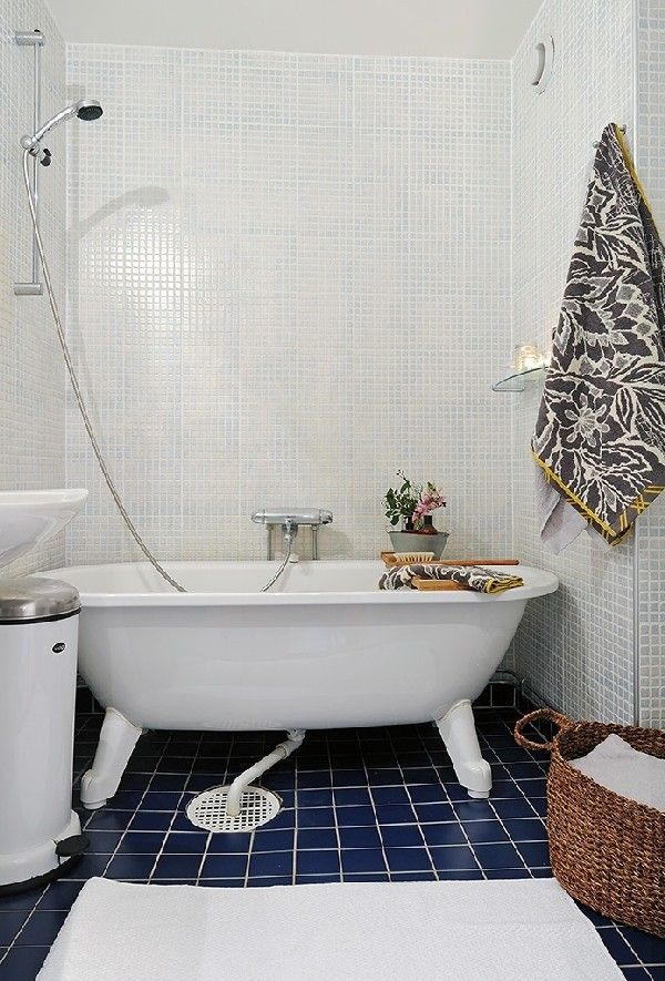 Bagno design scandinavo