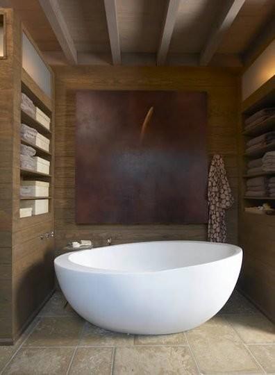 Vasche Da Bagno D Arredo.Vasche Da Bagno Di Design Immagini Di Modelli Minimalisti