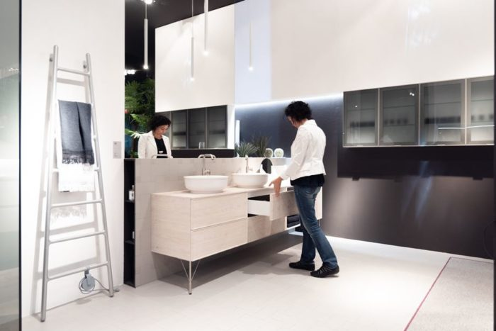 form by ideagroup a Cersaie 2018