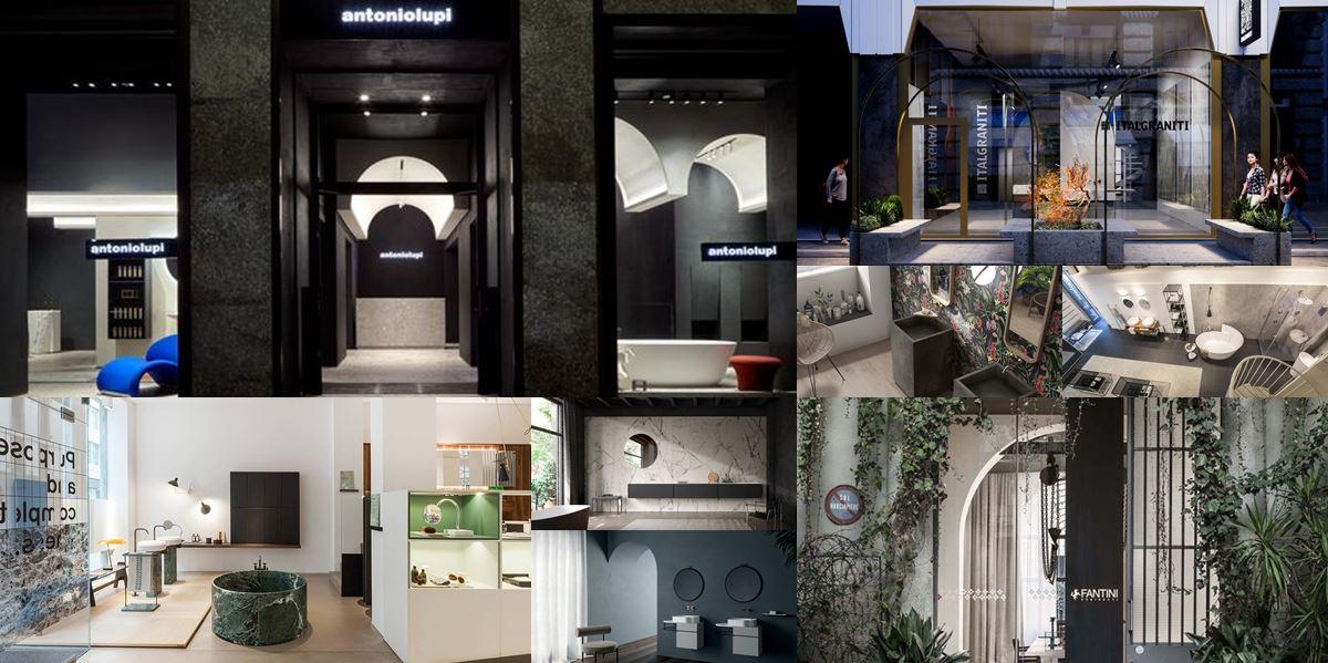 fuorisalone mappa milano showroom arredobagno e wellness