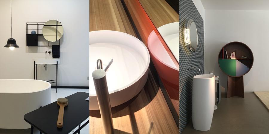 Fuorisalone bagno 2017: flagship e concept store arredo bagno