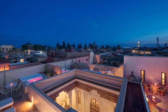 72 RIAD LIVING HOTEL   Marrakech