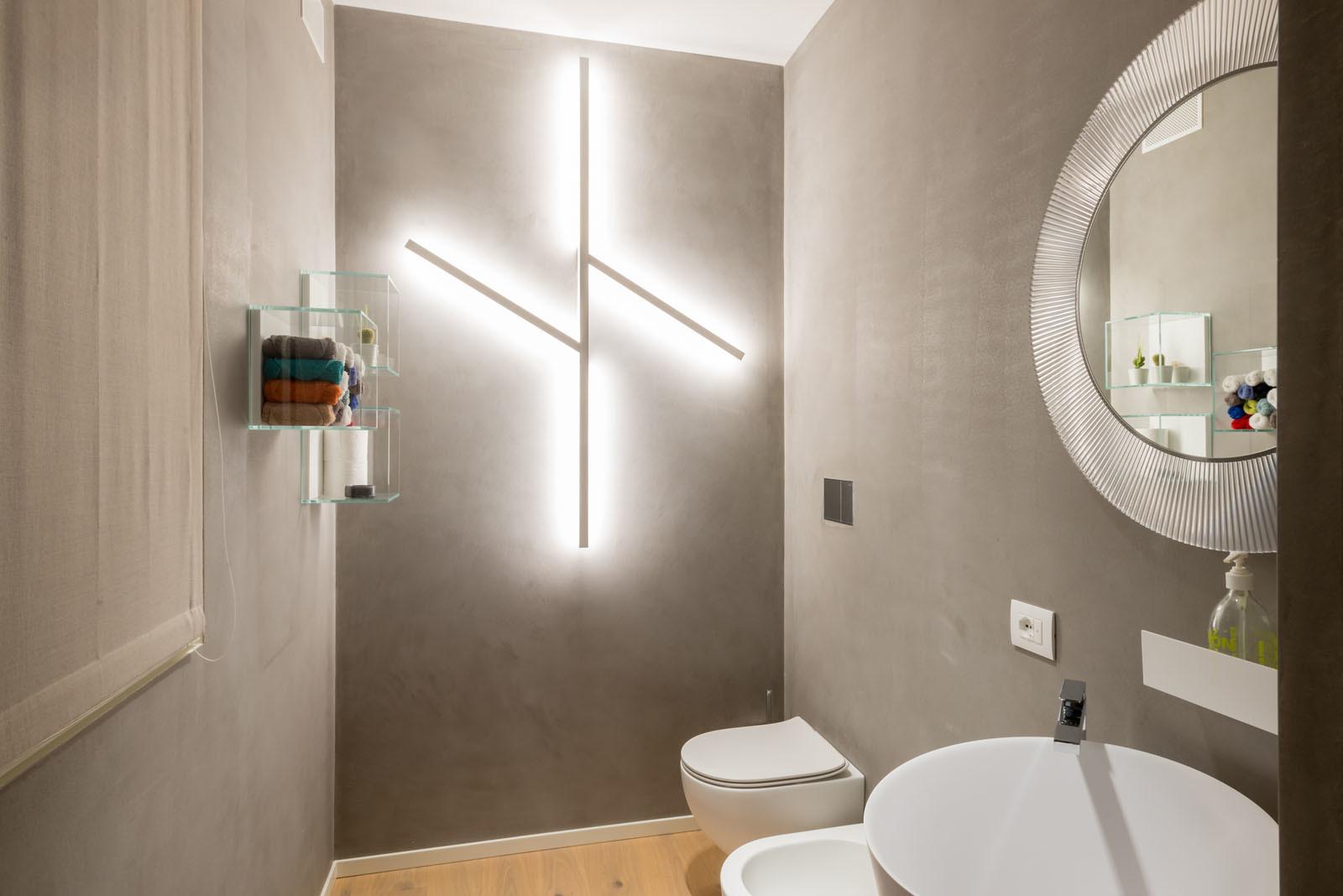 Illuminare il bagno linee guida per il tuo light design