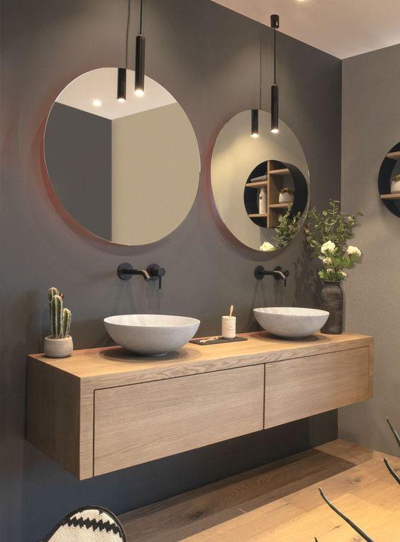 Specchio Luce Bagno.Illuminazione Specchio Bagno Come Creare La Luce Ideale