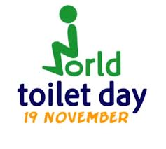 World Toilet day 19 Nov