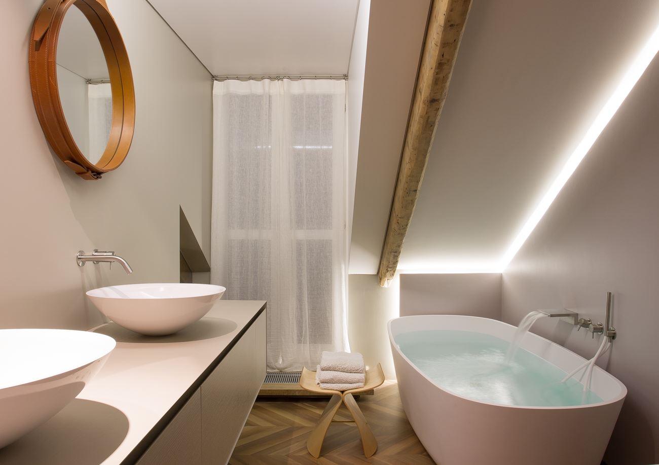Vasca Da Bagno Italiano.Italian Bathrooms 15 Stile Inconfondibile Besidebathrooms