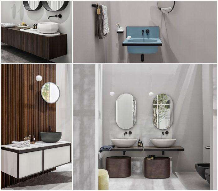 Ceramica Cielo | Nuovi lavabi d'arredo al Salone del Bagno 2018