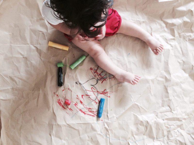 I bambini di Instagram vs mia figlia