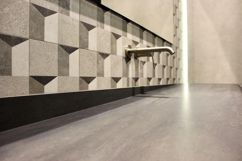 gres effetto cementine 3D