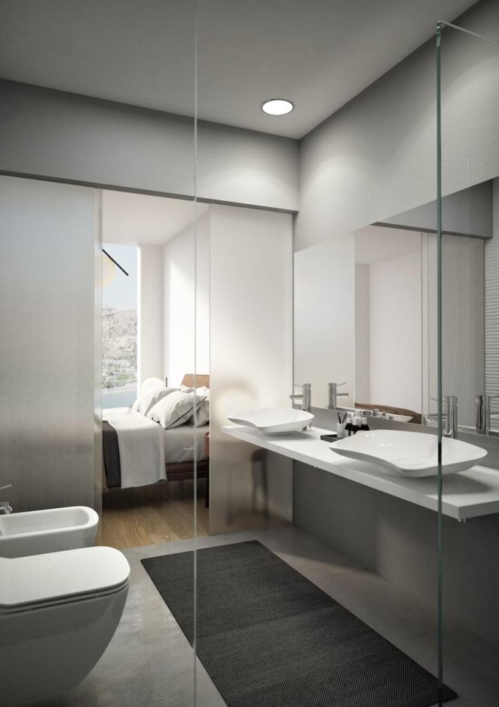 Prime, Goman: primo lavabo accessibile disabili