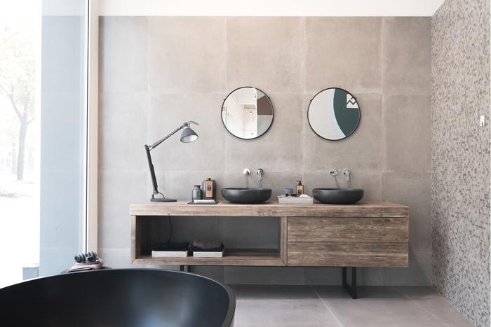 Showroom piastrelle arredo bagno Sassuolo: ambientazioni bagno