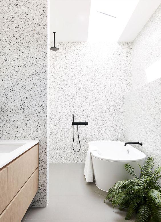 Trend arredo bagno: terrazzo | The Bathroom trotter