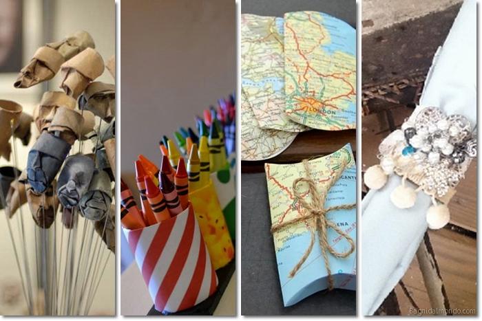Rotoli Di Carta Igienica Riciclo : Rotoli di carta igienica riciclo creativo e decorazioni