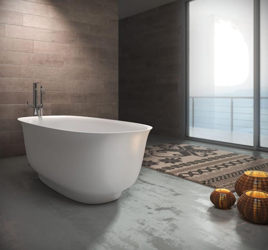Vasca da bagno di design | Wave by Disenia, Ideagroup